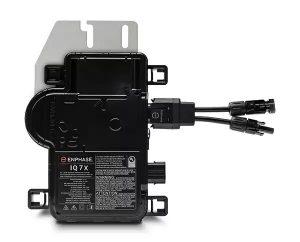 IQ7X-microinverter